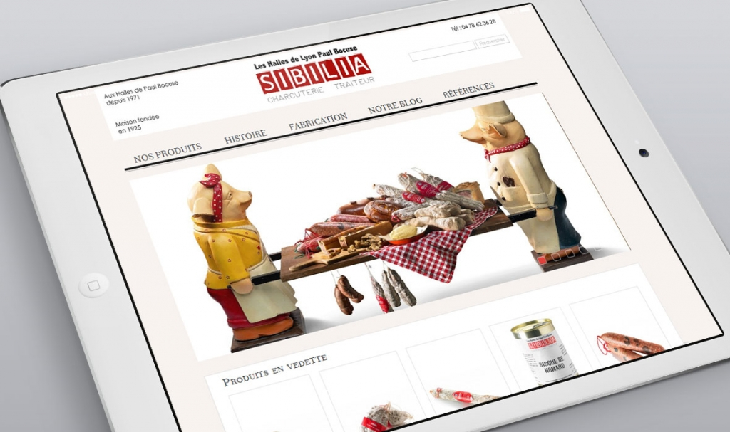 Charcuterie SIBILIA by CARBONNEL MEDIA CONSULTANT